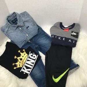 Nike/Ralph Lauren boy's bundle size 2T